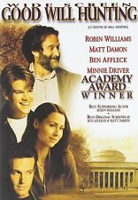 Good Will Hunting (DVD, 2000)