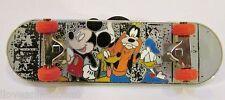 Disney Skateboard Mickey Mouse Donald Pluto Goofy Pin