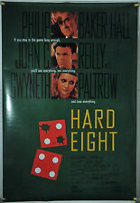 HARD EIGHT DS ROLLED ORIG 1SH MOVIE POSTER JOHN C. REILLY GAMBLING CASINO (1997)