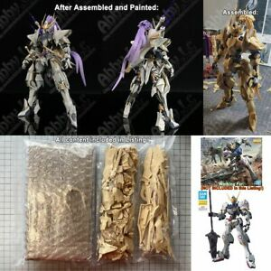 for MG 1/100 Gundam Barbatos Recast Aether Ma Chow Resin Conversion Kit ASW-G-08