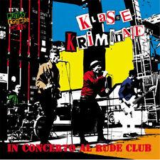 KLASSE KRIMINALE IN CONCERTO AL RUDE CLUB LP
