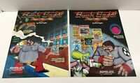 Buck Godot PSmith & Zap Gun for Hire (1986) Foglio FIRST PRINTS Softcover VF/NM