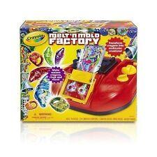 """Crayola Melt 'N Mold Factory, (74-7060)"""