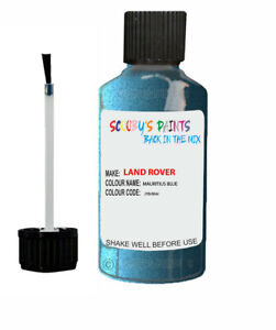 Touch Up Paint For LAND ROVER MAURITIUS BLUE JYB EVOQUE,FREELANDER