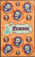 Dr. Stinky's Scratch & Sniff Stickers - Zombie - Excellent!!