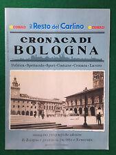 ALBUM Figurine CRONACA DI BOLOGNA '800/'900 Resto del Carlino COMPLETO !!! OTT.