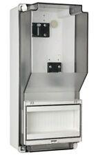 Zählertafel Gehäuse, Feuchtraum IP65 für Wechselstromzähler mit Sicherungskasten