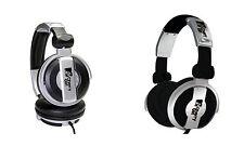 Auricular Auriculares Estereo DJ Headphone de Diadema Ajustables y Plegable 2769