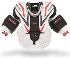 New Vaughn VP 9200 goalie chest/arm protector Jr Medium Vision junior ice hockey