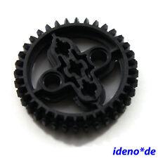 Lego Technik  1 Stk Zahnrad groß 36 Zähne schwarz 32498 9398 42030 4255563 NEU