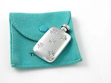 Tiffany & Co RARE Rectangular Snowflake Design Perfume Bottle!
