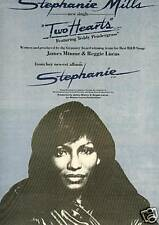 Stephanie Mills Grammy Award Winner 1981 Promo Poster Ad