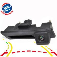 Audi/VW/Passat/Tiguan/Golf/Touran/Jetta/Touareg Dynamic Trajectory Backup Camera