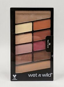 Wet n Wild Color Icon 10 Pan Eyeshadow Palette, Rose in the Air 758 Sealed