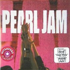 Ten by Pearl Jam (CD, Aug-1991, Epic)