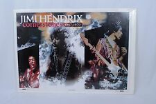 "1990 Jimi Hendrix Cornerstones Poster Published in UK ""Are you Experienced"" inc."
