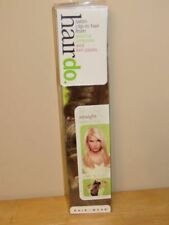 """Hair do.22""""clip-in-hair (straight) extensions -Jessica Simpson Glazed strawberry"""