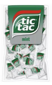 TIC TAC MINTS 100 x Packs x4 Mints per pack
