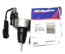 Vehicle Speed Sensor ACDelco GM Original Equipment Buick Cadillac Chevrolet Olds