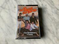 Los Tigres Del Norte Con Sentimiento Y Sabor Cassette Tape SEALED! ORIGINAL NEW!