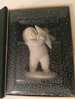 """Dept 56 Christmas Snowbabies """"I found the Biggest Star of All"""""""