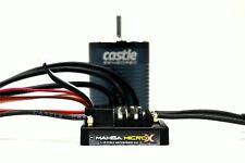 Castle Creations Mamba Micro X ESC w/ 1406 -2280kv Sensored Brushless Motor