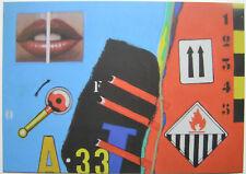 PETER KLASEN  - Carton d invitation - 2015