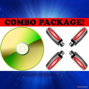 NEW & Fast Ship! VLC Media Player Play Any Video / DVD / Music / Audio Mac USB