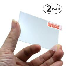 2-Pack Tempered Glass LCD Screen Protector for Panasonic Lumix DMC-GX8 / GX8