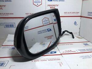 09-14 Acura TSX Left Door Mirror (Missing Mounting Trim)