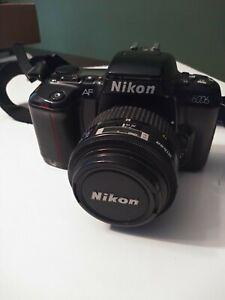 VINTAGE NIKON N6006 35MM SLR CAMERA