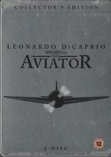 Aviator Collectors Edition Steelbook, 2 DVDs, NEU & OVP