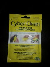 Cyber Clean  Lemon Scent Cleaning Compound  3 oz. Putty- NEW-SEALED