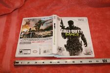 Call of Duty: Modern Warfare 3 (Nintendo Wii, 2011)