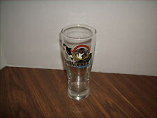 Sea World 1986 Drinking Glass - Shamu - Penguin - Seal Excellent Shape