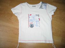 T-shirt fille en TBE ALPHABET - 6 ans