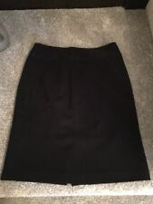 H&M Business Patternless Straight, Pencil Skirts for Women