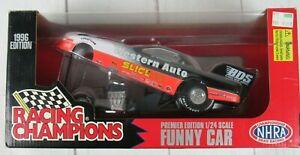 Racing Champions Premier 1/24 Funny Car Al Hofmann Western Auto Parts NHRA 1997