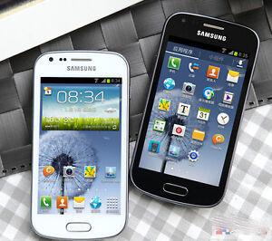 """Unlocked Samsung S7562 Galaxy S Duos 4"""" 3G 4GB Original 5MP Dual Sim Android GPS"""