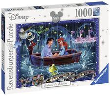19745 Ravensburger Jigsaw Puzzle Disney Collectors Edition Little Mermaid 1000Pc