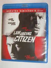 Law Abiding Citizen (Blu-ray, Unrated Director's Cut)- Gerard Butler, Jamie Foxx