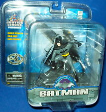 JLU  Justice League cartoon network BATMAN FIGURINE NIB MOC