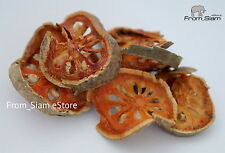 Dried BAEL FRUIT Bengal Quince Stone Apple MATUUM Herbal Fruit Tea 300g. 10.58oz