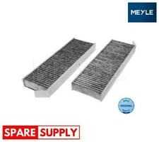 FILTER, INTERIOR AIR FOR CITROËN DS OPEL MEYLE 11-12 320 0010