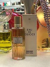Eau De Gucci EDT 3.4 Women Fragrance Vintage Discontinued Perfume
