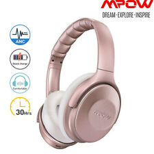 Mpow Over Ear Bluetooth Kopfhörer Kabellos HiFi Stereo Noise Cancelling Headset