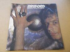 BRUFORD Feels Good To Me 2009 UK remastered vinyl LP SEALED King Crimson Bill