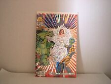 the Incredible Hulk 400th Issue Special Marvel Comics #400 silver foil cover