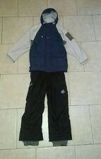 snow board suit BURTON P13 jacket,BURTON pants,H2no insulated,boys M 10/12 ski