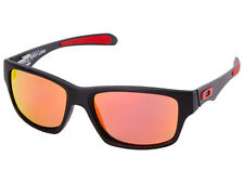 Oakley Jupiter Carbon Scuderia Ferrari Polarized Sunglasses OO9220-06 Black/Ruby